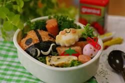ladybug salad