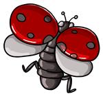 Ladybug Clip Art 12