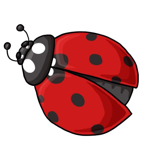 Free Ladybug Clip Art 9
